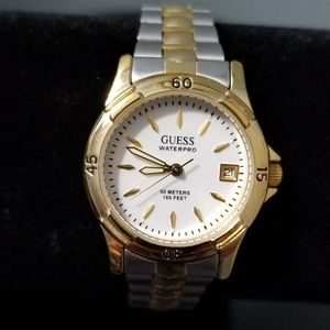 Guess WaterPro Watch 50 Meters/165 Feet